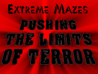 4pm-5pm: Extreme Mazes: Pushing the Limits of Terror