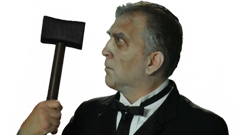 2:30pm-3:30pm: A Sneak Peek into Dr. Shocker's Vault of Horror with actor Daniel Roebuck