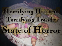 5:30pm-6:30pm: Horrifying Hits and Terrifying Trends: State of Horror